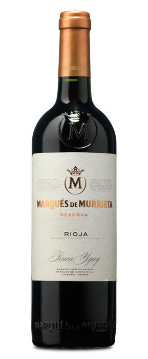 Marqués de Murrieta Tinto Reserva 2009