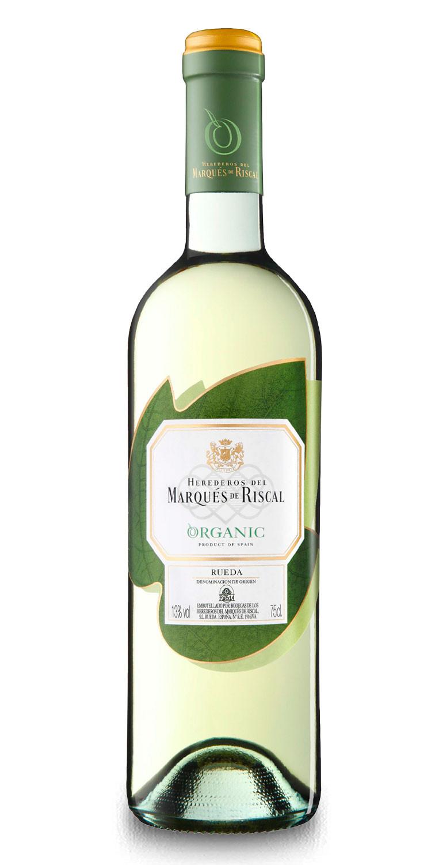 Marqués de Riscal Organic Blanco 2018