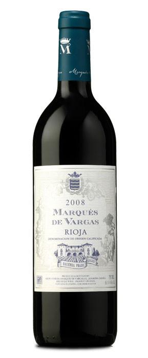 Marqués de Vargas Reserva 2008