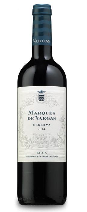 Marqués de Vargas Tinto Reserva 2014
