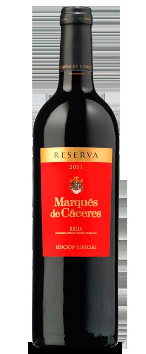 Marqués de Cáceres Edición Especial Reserva 2011