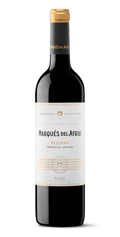 Marqués del Atrio Reserva 2015