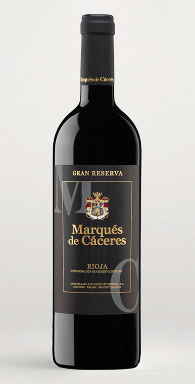 Marqués de Cáceres Tinto Gran Reserva 2011
