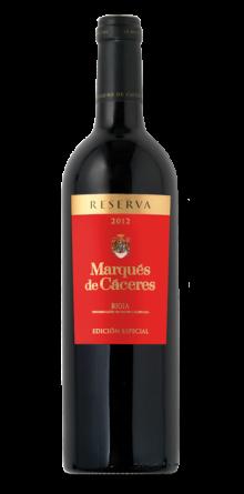 Marqués de Cáceres Edición Especial Reserva 2012