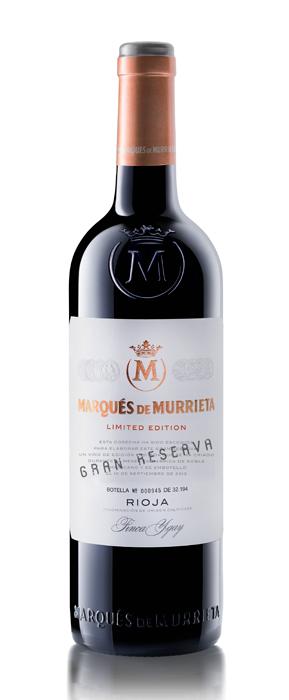 Marqués de Murrieta Tinto Gran Reserva 2012