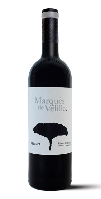 Marqués de Velilla Reserva 2014