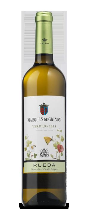 Marqués de Griñón Verdejo Blanco 2015