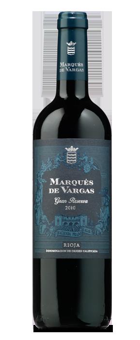 Marqués de Vargas Tinto Gran Reserva 2010