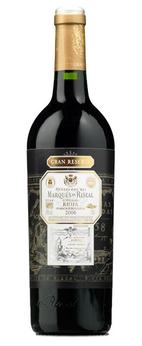 Marqués de Riscal Tinto Gran Reserva 2006