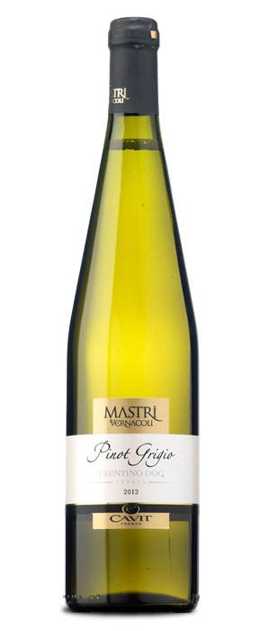 Mastri Vernacoli Pinot Grigio Blanco 2013