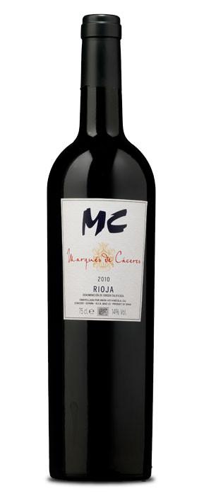 MC Marqués de Cáceres 2010