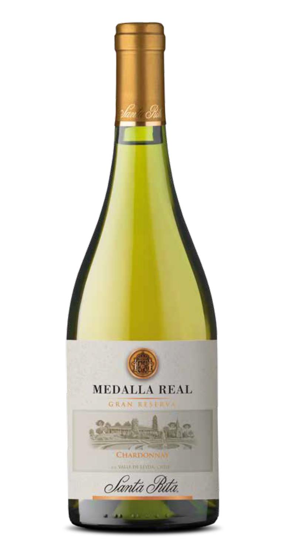 Medalla Real Gran Reserva Chardonnay 2017