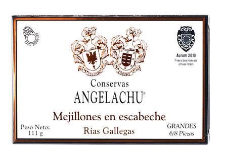 Mejillones de las rías gallegas - 6/8 piezas
