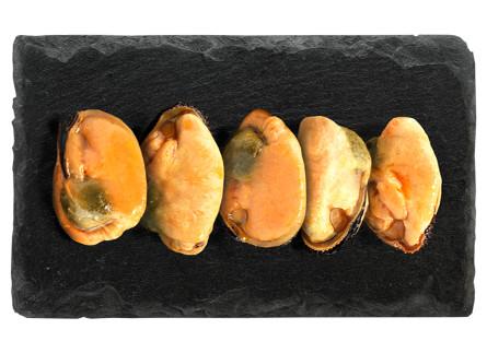 Mejillones de las rías gallegas