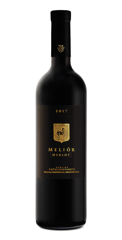 Melior Merlot 2017