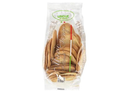 Mini tostadas lingua suocera