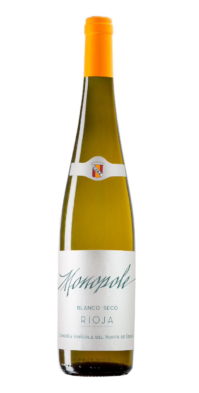 Botella de vino Monopole 2020