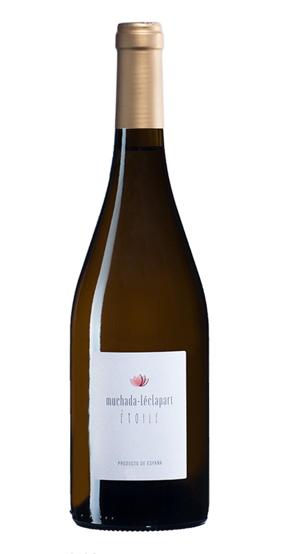 Botella del vino Ètoile 2018
