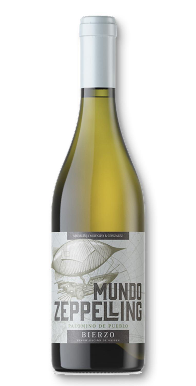 Mundo Zeppelling Palomino Blanco 2017