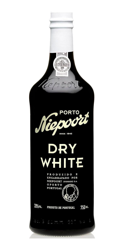 Botella de Oporto Niepoort Dry White