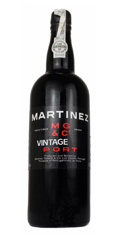 Oporto Martínez Vintage 2000