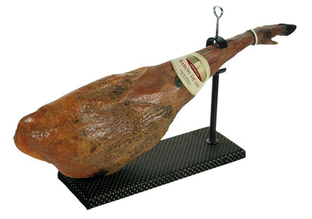 Jamón de cerdo ibérico puro y de bellota Optimum
