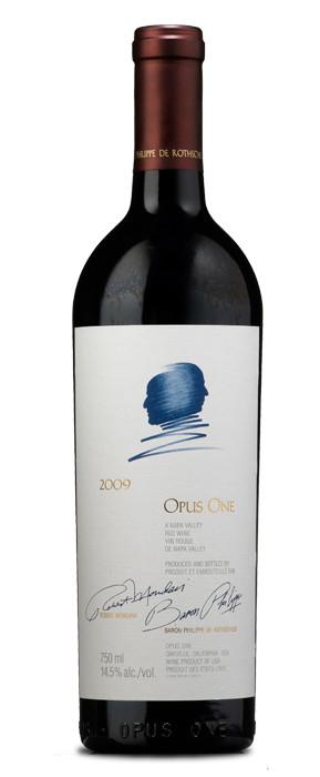 Opus One Tinto con crianza 2009