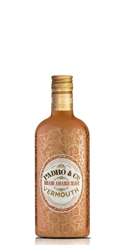 Vermouth Padró & Co. Dorado Suave