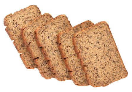 Pan de centeno protéico - VEGANO - ECO