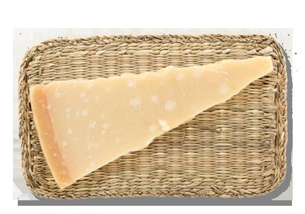 Parmigiano Reggiano Montecoppe 24 meses DOP afinado por Luigi Guffant