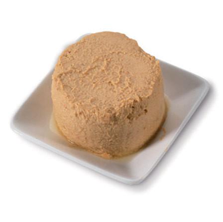 Pastel de merluza y centollo
