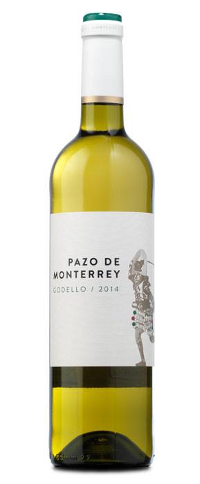 Pazo de Monterrey Blanco 2014