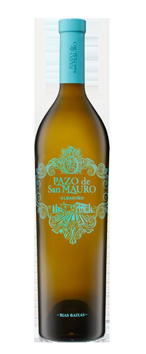 Pazo San Mauro Blanco 2014