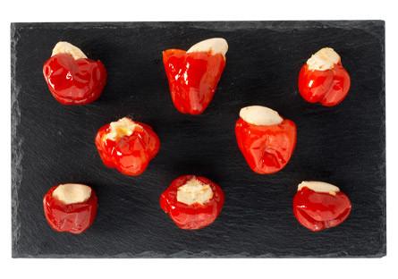 PepperSweet - Pimientos dulces rellenos de preparado de queso fresco Westfalia
