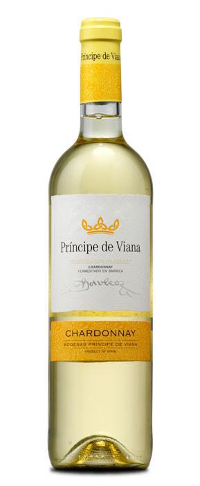 Príncipe de Viana Chardonnay Blanco 2014
