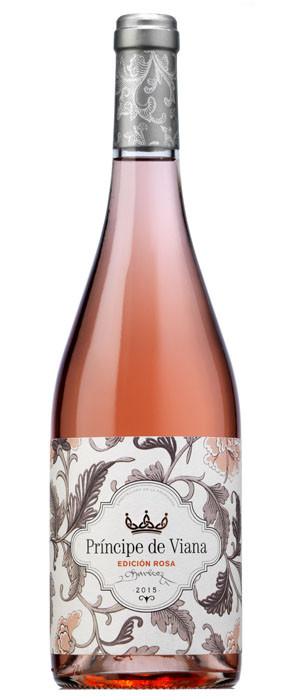 Príncipe de Viana Edición Rosa Rosado 2015