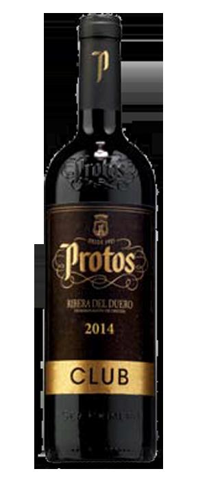 Protos Club Crianza 2014
