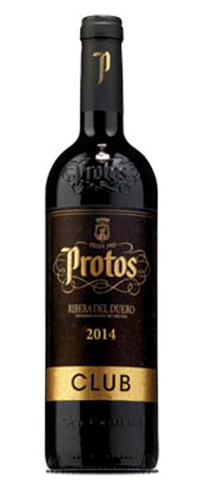 Protos Club Crianza 2014