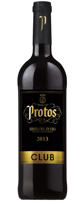 Protos Club Tinto Crianza 2013