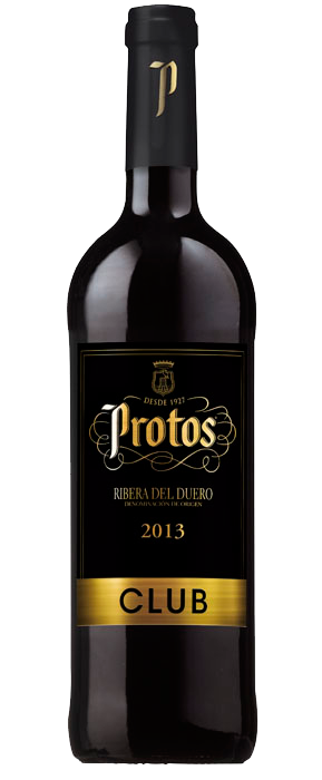 Protos Club Crianza 2013
