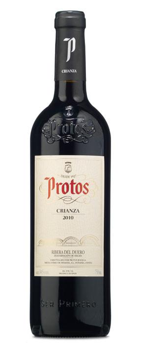 Protos Tinto Crianza 2010
