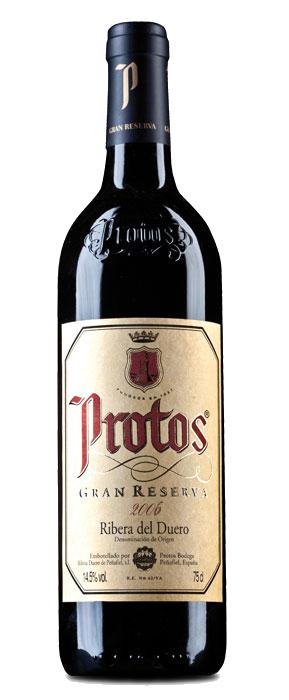 Protos Tinto Gran Reserva 2006