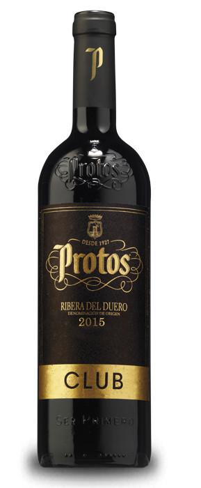 Protos Club Crianza 2015