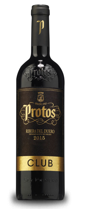 Protos Club Crianza 2015