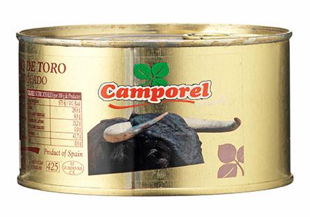 Rabo de toro estofado
