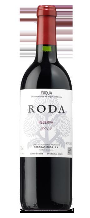 Roda Tinto Reserva 2013