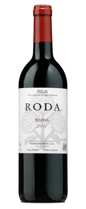 Roda Tinto Reserva 2011