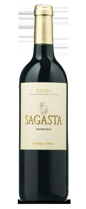 Sagasta Tinto Reserva 2014