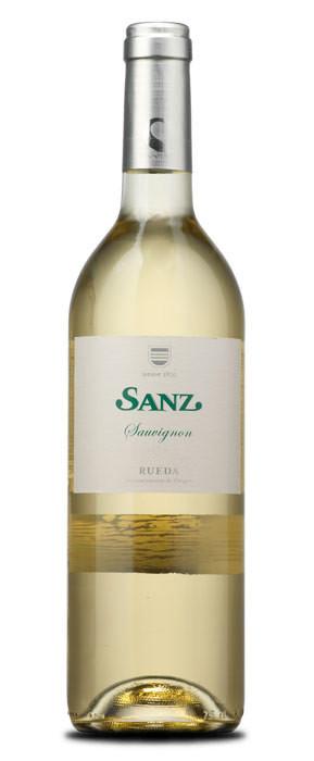 Sanz Sauvignon Blanc Blanco 2013