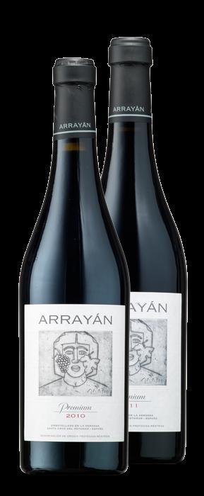 Arrayán Premium 2010 y Arrayán Premium 2011